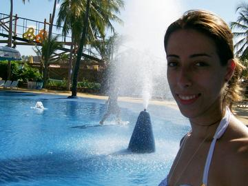 Beach Park in Fortaleza