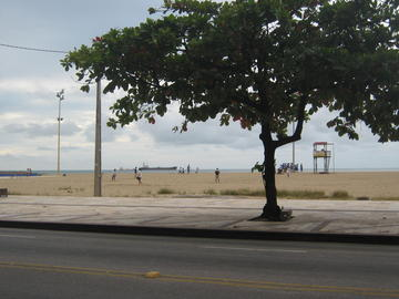 Iracema Beach in Fortaleza