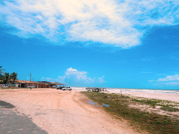 Pirambu Beach
