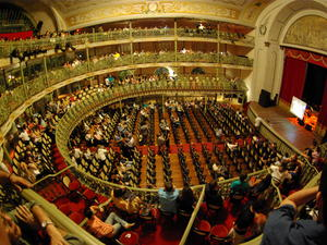 José de Alencar Theater  in Fortaleza